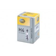 Halogeninė lemputė HELLA H4 24V, 75/ 70W