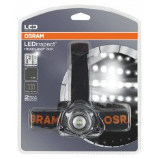 LED žibintas ant galvos Osram Headlamp 300 | LEDIL209