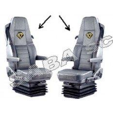 Sėdynių užvalkalai Volvo FH4 nuo 2013m  | Veliūras