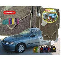 Kilimėliai COMFORT Honda Civic (4 dur.) /01-05