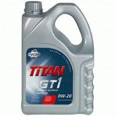 Tepalas FUCHS 0W20 TITAN GT1 4L