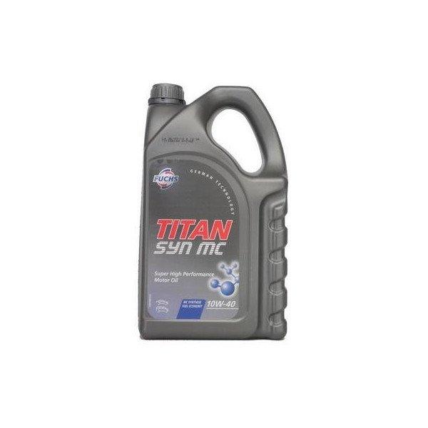 Fuchs 10W40 TITAN SYN MC 5L