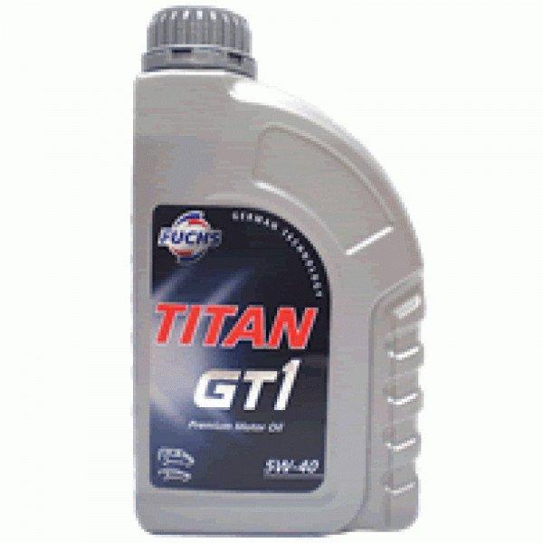 Fuchs 5W40 TITAN GT-1 1L