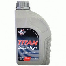 Fuchs 5W40 TITAN SUPERSYN 1L
