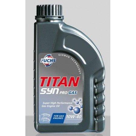 Fuchs 10W40 TITAN SYN PRO GAS 1L