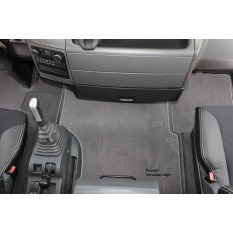 Kilimėliai ARS MERCEDES-BENZ ACTROS MP II, MP III Megaspace (pneumatic seat) /2002-2011 - 3p