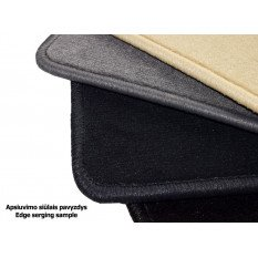 Kilimėliai ARS MERCEDES-BENZ ACTROS MP II, MP III Megaspace (pneumatic seat) /2002-2011 - 2p