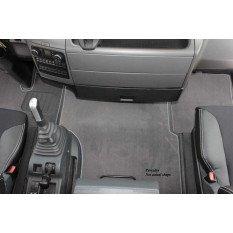 Kilimėliai ARS MERCEDES-BENZ ACTROS MP II, MP III Megaspace (standard seat) /2002-2011 - 3p