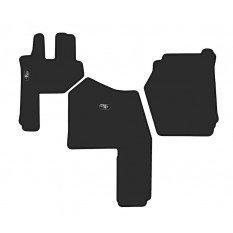 Kilimėliai ARS MERCEDES-BENZ ACTROS MP4 StreamSpace (SoloStar Concept) /2012+ - 3p