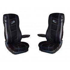 Užvalkalai ARS sėdyn. nubuk juod. DAF XF 105, 106 2012+ /U101-30