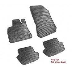 Guminiai  kilimėliai Citroen C1 II 2014+ /4pc, 542735