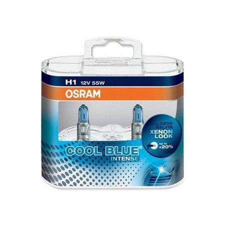 Osram lemputės COOL BLUE® H1