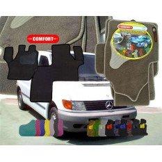 Kilimėliai COMFORT Mercedes Benz Vito I (110) 96-2003