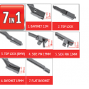 Easyvision Multi Clip 55cm (EF55)