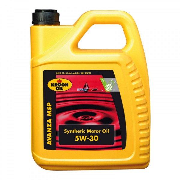 Avanza MSP 5W30 5L