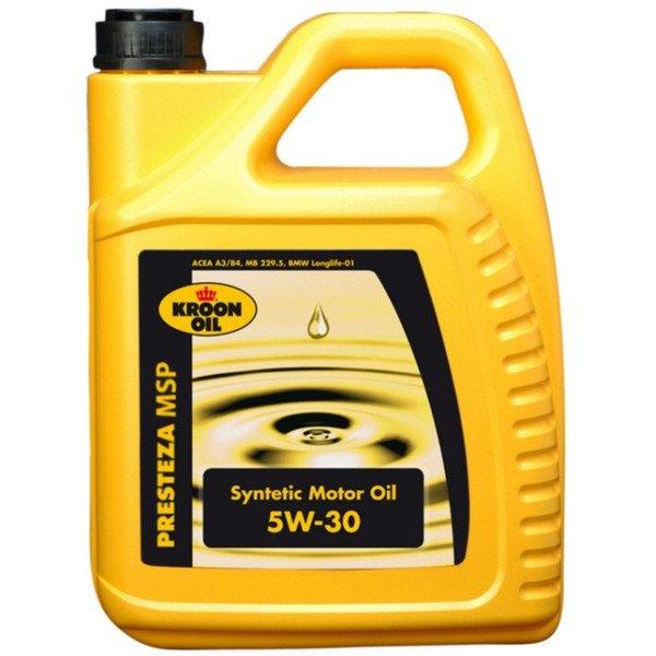 Presteza MSP 5W30 5L