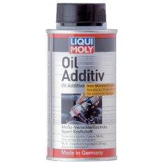 Priedas į variklinę alyvą su MoS2 - OIL ADDITIV  125ml
