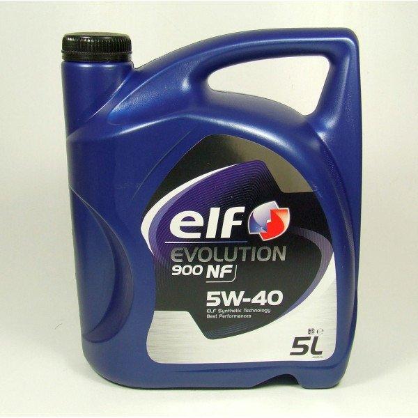 5W40 EVOLUTION 900 NF 5L