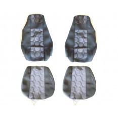 Sėdynių užvalkalai RENAULT MAGNUM 2002+ N16