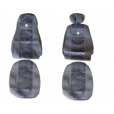 Sėdynių užvalkalai  SCANIA 124R - N39