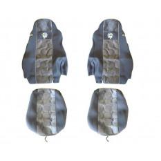 Sėdynių užvalkalai MAN TGA, TGS, TGX, TGM, TGL - N9