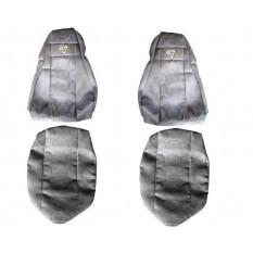 Sėdynių užvalkalai Exclusive  SCANIA 124R - N40