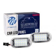 LED durų apšvietimas VW