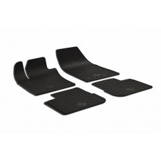 Kilimėliai FIAT TIPO CROSS 2021+ 4pcs. black/ 221037