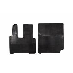 Guminiai kilimėliai Mercedes-Benz Actros MPIV, (standart. sėd.)