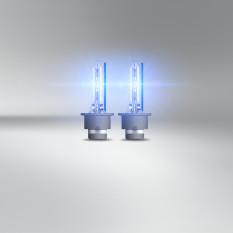 Ksenoninės lemputės Osram D2S Cool blue (NEXT GEN) +150%