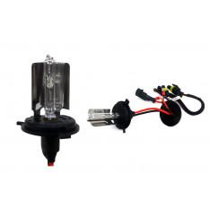 HiD Xenon Bulb Type H4  6000K