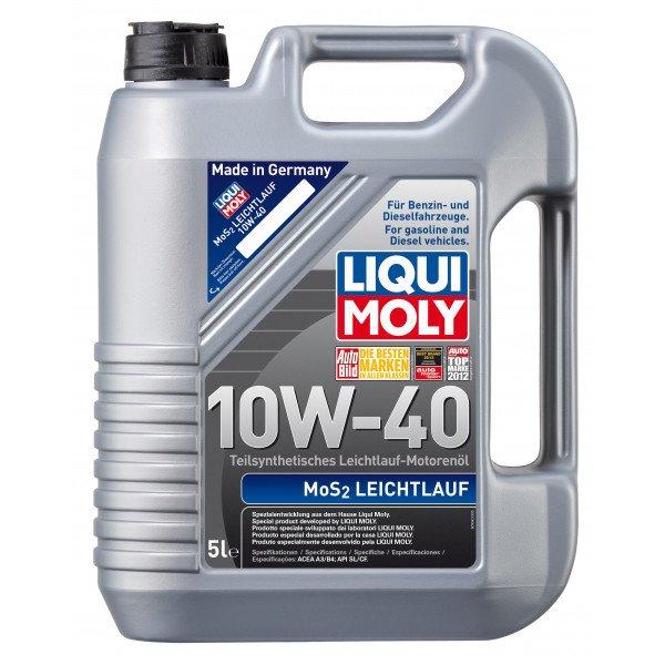 Alyva MoS2 Leichtlauf 10W-40 5L