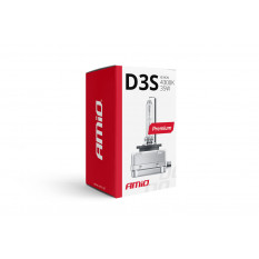 Xenon bulb D3S 4300K