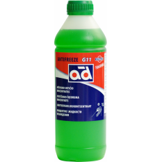 Aušinimo skystis AD -35C G11 GREEN 1L