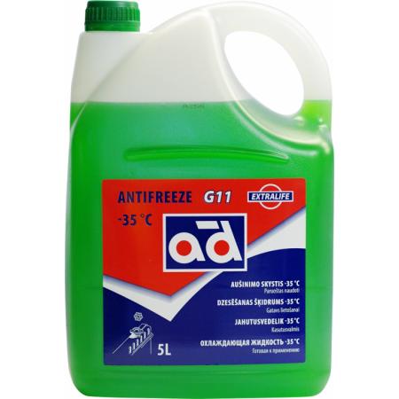 Aušinimo skystis AD -35C G11 GREEN 5L