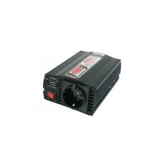 Inverter with USB 12V/230V 300W/600W