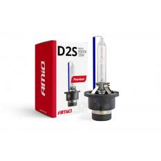 Xenon bulb D2S 8000K Premium