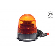 Warning Lamp W02M Magnetic R65 R10 39LED 12/24V IP56