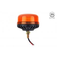 Warning Lamp W03SB Single BOLT R65 R10 36LED 12/24V IP56