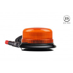 Warning Lamp W03M magnetic R65 R10 36LED 12/24V IP56
