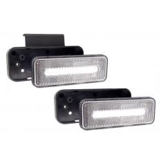 Outline rectangular shape LED white marker- OM-02-W