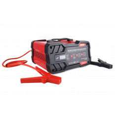 Battery charger 12A 6/12V  with jump starter 75 A