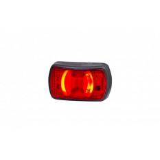 Position light, short HOR 82, red, LED 12/24 V