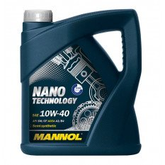 MANNOL NANO TECHNOLOGY 10W-40 4L