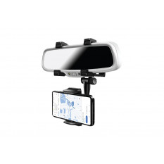 Rearview mirror phone holder HOLD-17