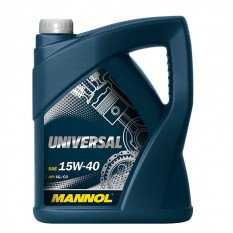 MANNOL UNIVERSAL 15W-40 5L