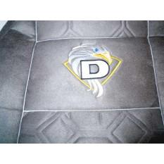 Sėdynių užvalkalai Exclusive DAF 95, 105 XF, CF, LF - N3