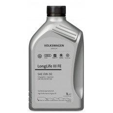 Originali variklio alyva VW LONG LIFE III 0W-30 1L