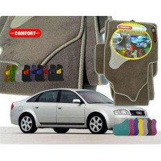 Kilimėliai COMFORT Audi S6 /99-2003