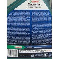 5W30 MAGNATEC PROFESSIONAL A5  5L
